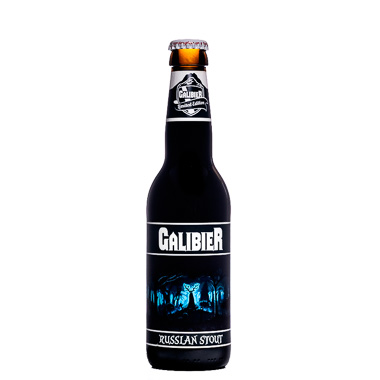 Russian Stout - Galibier - Ma Bière Box