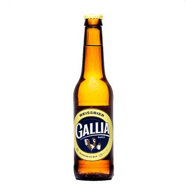 Gallia Hefeweizen - Gallia Paris - Ma Bière Box