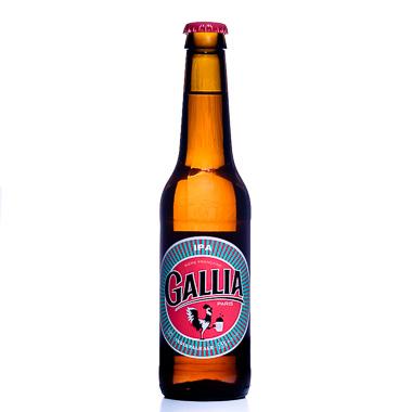 Gallia IPA - Gallia Paris - Ma Bière Box