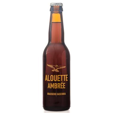 Alouette De Gascogne Ambrée - Gasconha - Ma Bière Box
