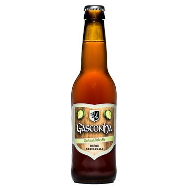 Gasconha Pale Ale - Gasconha - Ma Bière Box