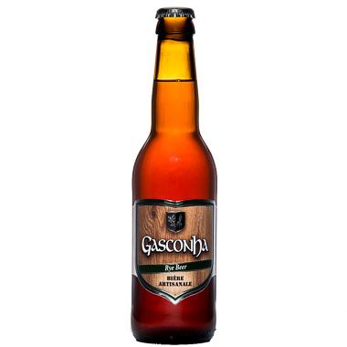 Rye Beer - Gasconha - Ma Bière Box