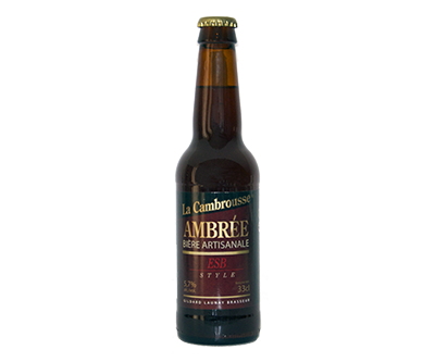 Cambrousse Ambrée - Gildard - Ma Bière Box