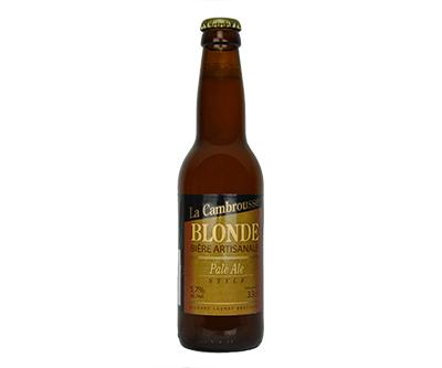 Cambrousse Blonde - Gildard - Ma Bière Box