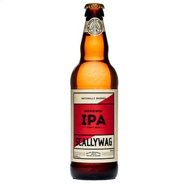 Scallywag IPA - Goodwin Brewery - Ma Bière Box