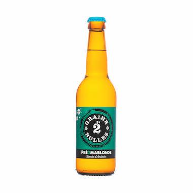 Pré2mablonde - Graine 2 Bulles - Ma Bière Box