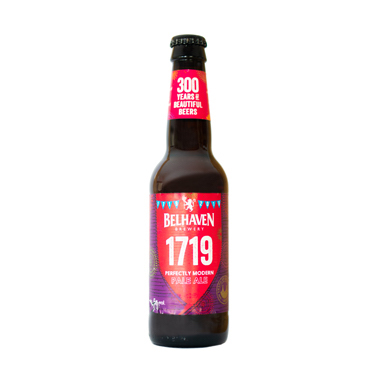 Belhaven 1719 - Greene King - Ma Bière Box