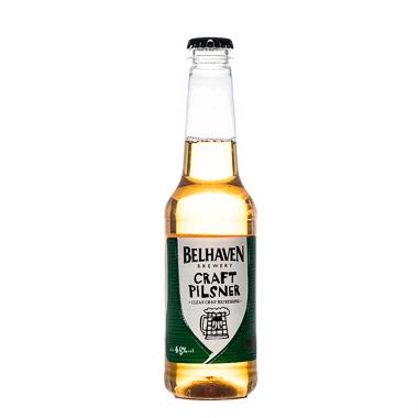 Belhaven Craft Pilsner - Greene King - Ma Bière Box