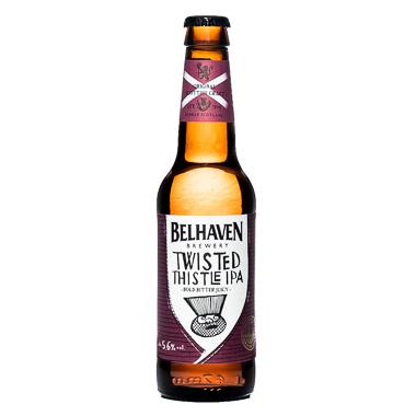 Belhaven Twisted - Greene King - Ma Bière Box