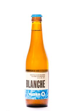 Super 8 Blanche - Haacht - Ma Bière Box