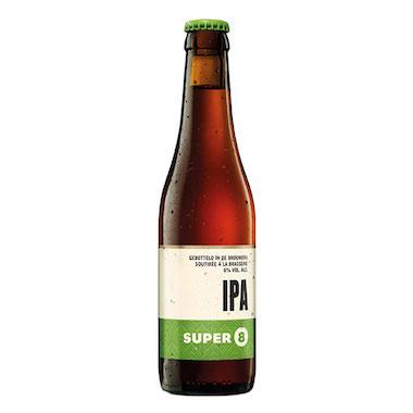 Super 8 IPA - Haacht - Ma Bière Box