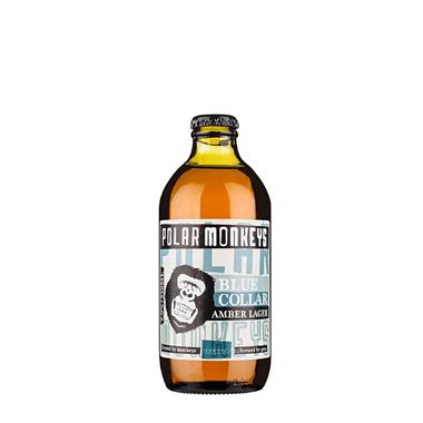 Polar Monkey Blue Collar  - Hartwall - Ma Bière Box