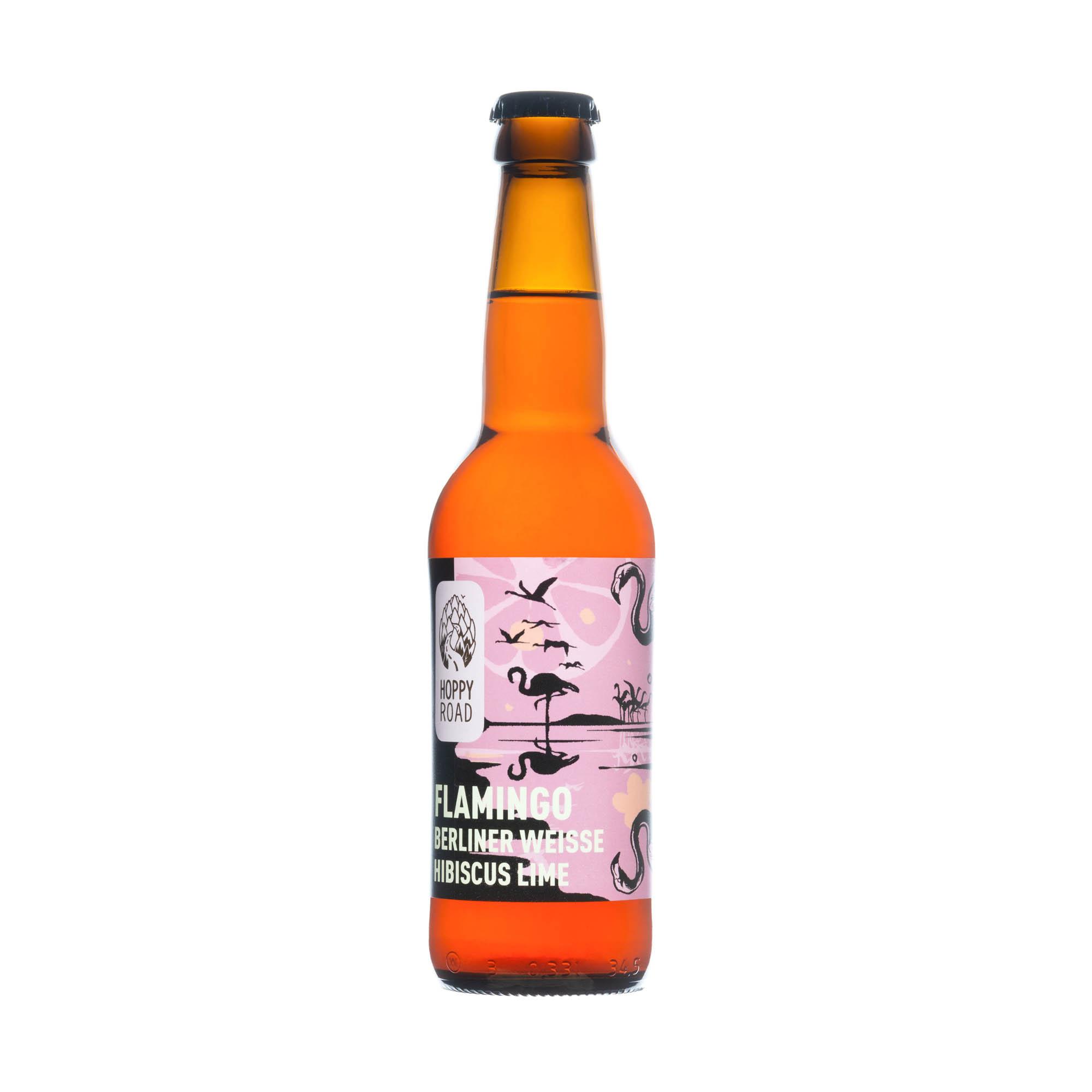 Flamingo - Hoppy Road - Ma Bière Box
