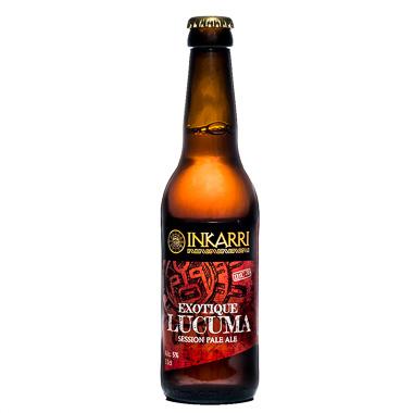 Exotique Lucuma - Inkarri - Ma Bière Box