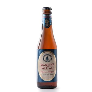 Martin's Pale Ale - John Martin - Ma Bière Box