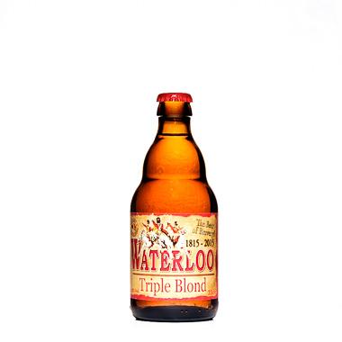 Waterloo Triple 7 Blonde - John Martin - Ma Bière Box