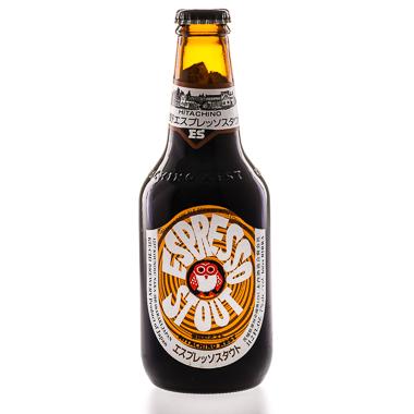 Hitachino Nest Espresso Stout - Kiuchi Brewery - Ma Bière Box