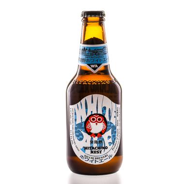 Hitachino Nest White Ale - Kiuchi Brewery - Ma Bière Box