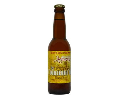 Commun'Ale - L'Agrivoise - Ma Bière Box