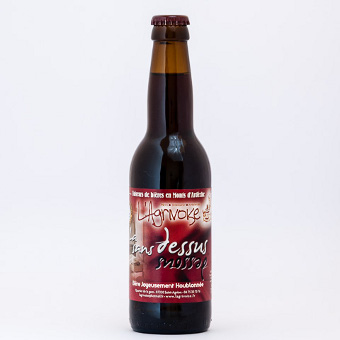 La Sans Dessus Dessous - L'Agrivoise - Ma Bière Box