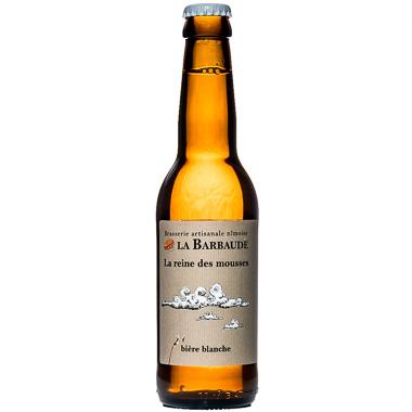 La Reine des Mousses - La Barbaude - Ma Bière Box
