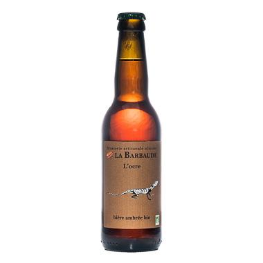 L'ocre - La Barbaude - Ma Bière Box