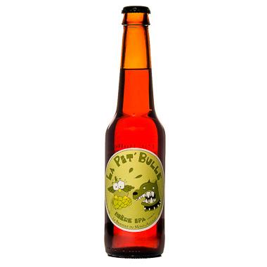 Pit'Bulle - La Brasserie Du Mont Aiguille - Ma Bière Box