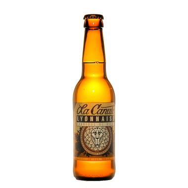 Tête d'Or - La Canute Lyonnaise - Ma Bière Box
