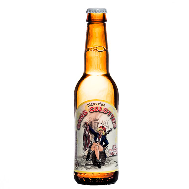 Bière des Sans Culottes Blonde Légère - La Choulette - Ma Bière Box
