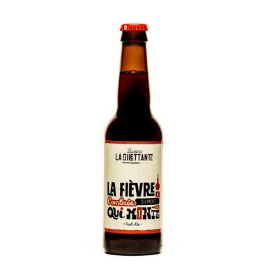 La Fièvre - La Dilettante - Ma Bière Box