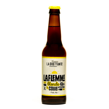 La Flemme - La Dilettante - Ma Bière Box