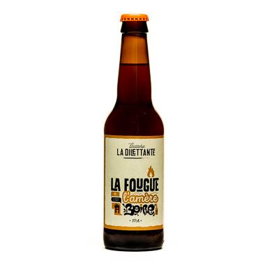 La Fougue - La Dilettante - Ma Bière Box