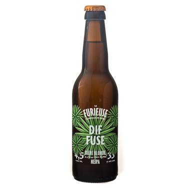 La Diffuse - La Furieuse - Ma Bière Box