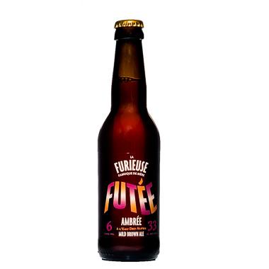 Futée - La Furieuse - Ma Bière Box