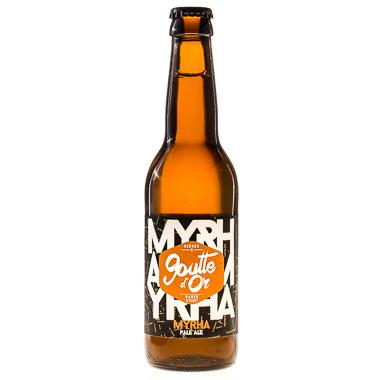 Myrha - La Goutte d'Or - Ma Bière Box
