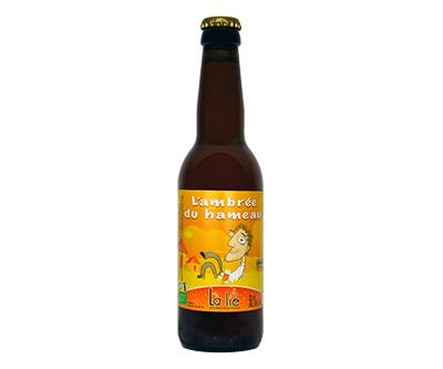 Ambrée du Hameau - La Lie - Ma Bière Box
