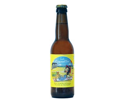 Caenette - La Lie - Ma Bière Box
