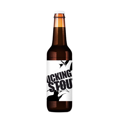 Fucking stout - La minotte - Ma Bière Box