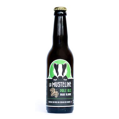 Musteline Pale Ale  - La Musteline - Ma Bière Box