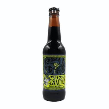 Black Grenade - La Nautile - Ma Bière Box