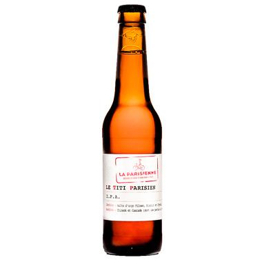 Le Titi Parisien - La Parisienne - Ma Bière Box