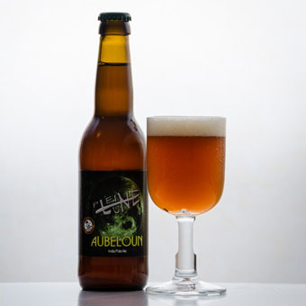 Aubeloun - La Pleine Lune - Ma Bière Box