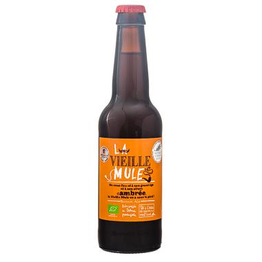 Ambrée La Vieille Mule - La Vieille Mule - Ma Bière Box