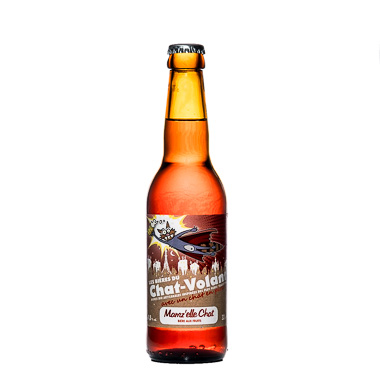 Mamz'elle Chat - Le Chat Volant - Ma Bière Box
