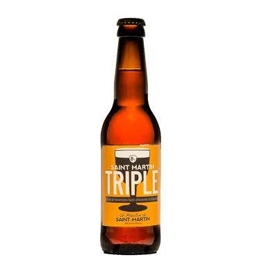 La Saint Martin Triple - Le Moulin de Saint Martin - Ma Bière Box