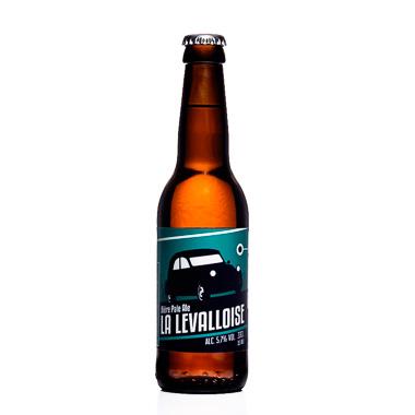 La Levalloise - Les Brasseurs du Grand Paris - Ma Bière Box