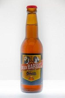La Séville - Les Deux Barbus - Ma Bière Box