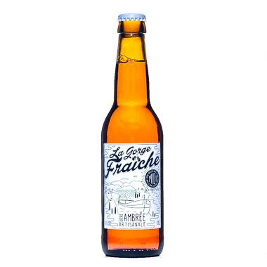 La Gorge Fraîche Ambrée - Les Piliers du Sud - Ma Bière Box