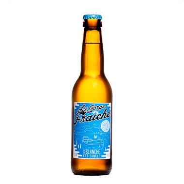 La Gorge Fraîche Blanche - Les Piliers du Sud - Ma Bière Box