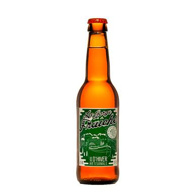 La Gorge Fraîche d'Hiver - Les Piliers du Sud - Ma Bière Box